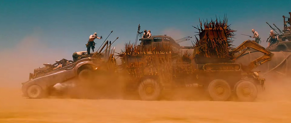 Mad Max (Warner, Magic Box)
