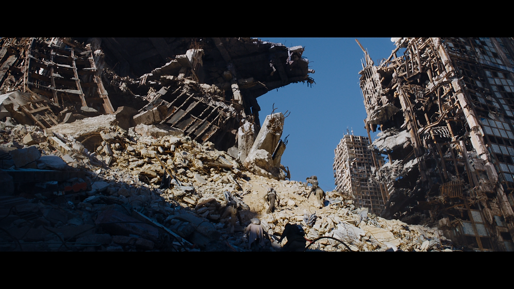 Labyrint: Zkoušky ohněm (2015, Bontonfilm)
