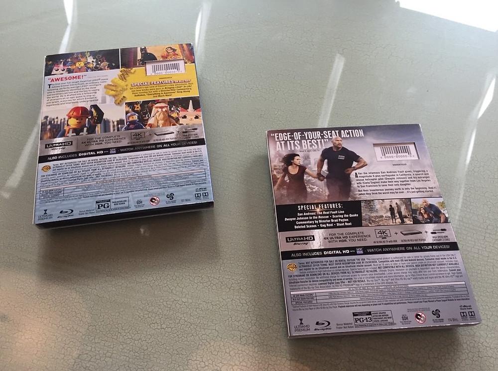 První Ultra HD Blu-raye (Warner Bros.)