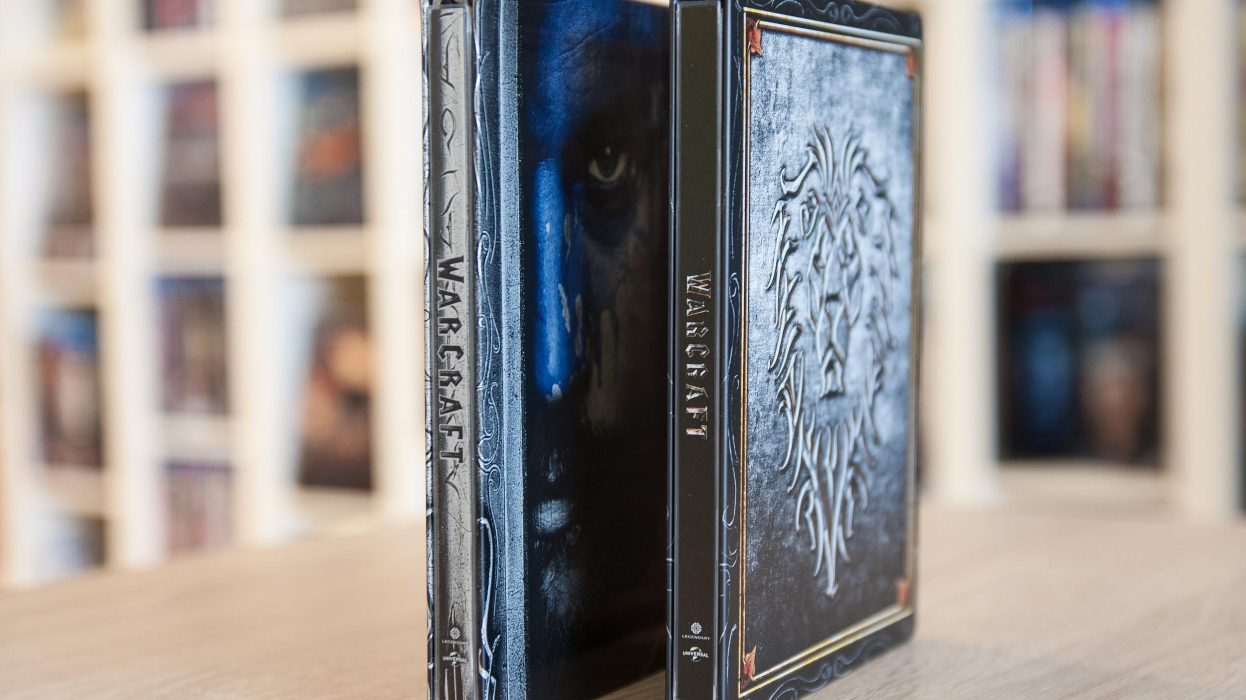 Warcraft (Blu-ray, steelbook)
