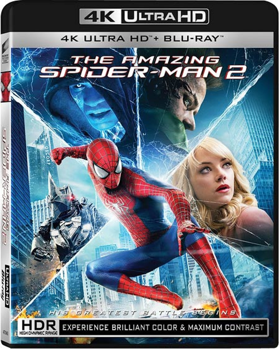 The Amazing Spider-Man 2 (Ultra HD Blu-ray)