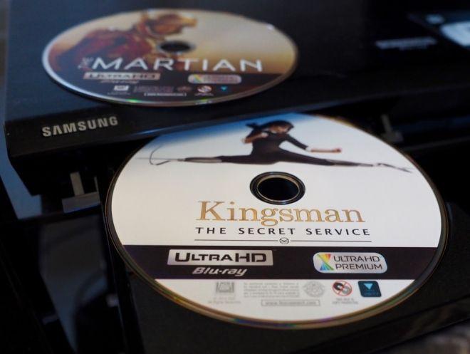Kingsman UHDBD (foto: Michael S. Palmer, highdefdigest.com)