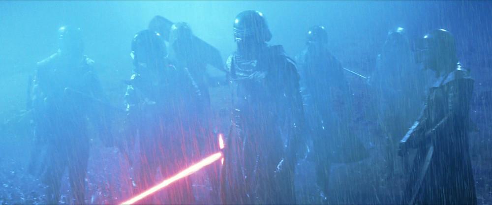 Star Wars: Síla se probouzí (Rytíři Ren)