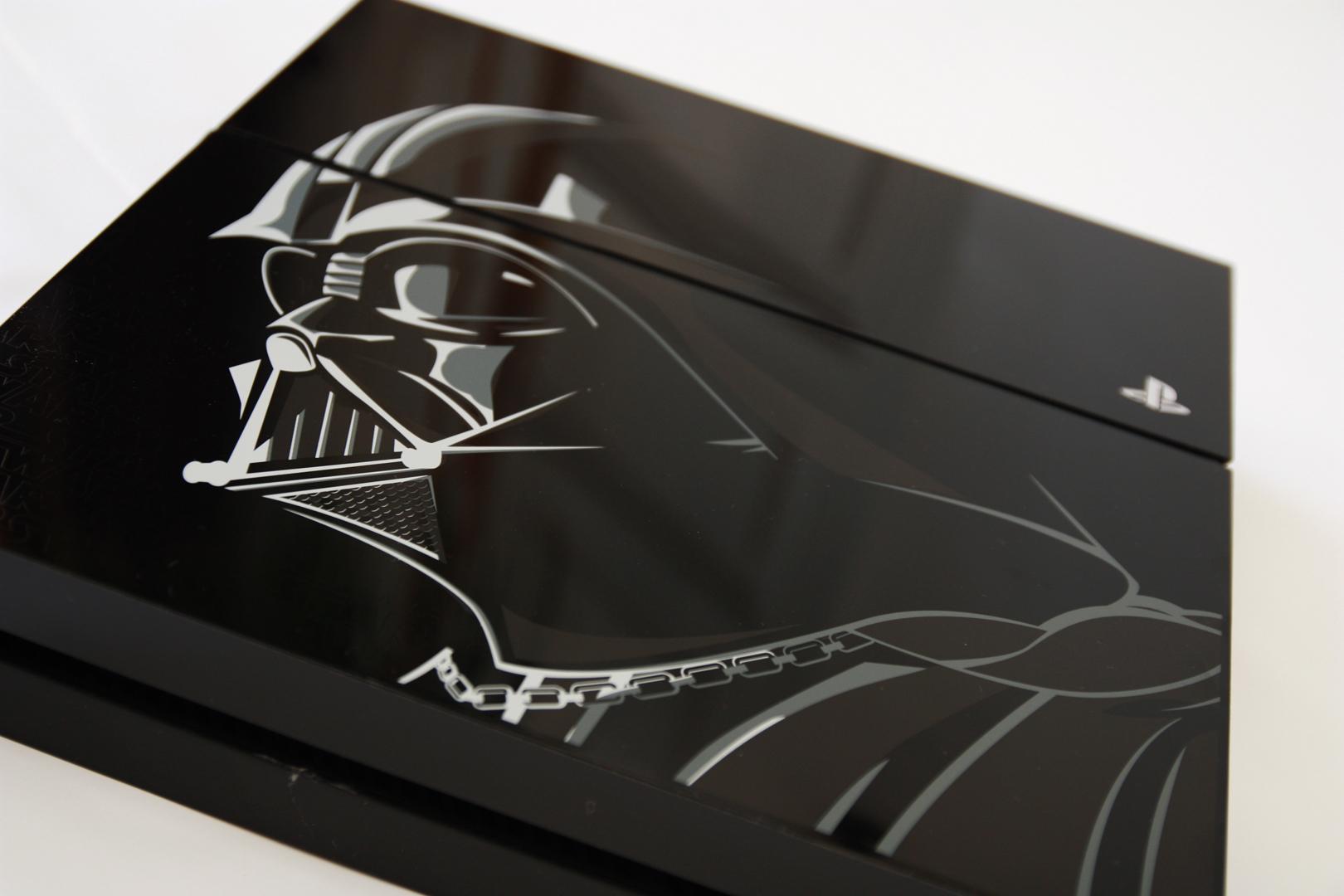PS4 Darth Vader Limited Edition