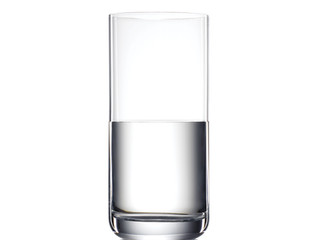 The Dreaded Half Glass of Water
