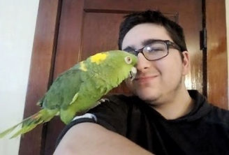 Mike's Pet.JPG