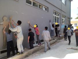 2013 - '14,   Δημοτικό Σχολείο Παζινού,   Crete