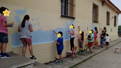 2016 - '17,    Δημοτικό σχολείο Περιβολίων,   Crete