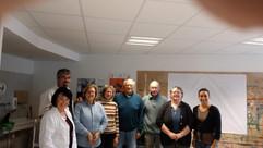 2018,  Centre Culturel l' Hermine, Bretagne, France