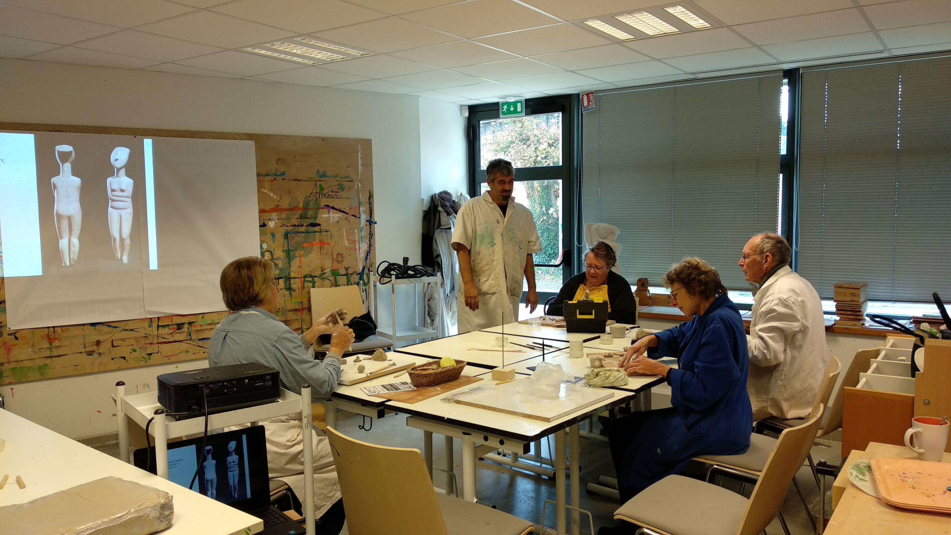 2018    Centre Culturel l' Hermine