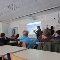 2018 Collège de Rhuys, Sarzeau, Bretagne