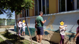 2016 - 17,   Δημοτικό σχολείο Περιβολίων,   Crete