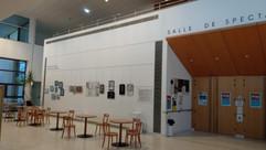 2018 Bretagne, Centre Culturel l'Hermine, Sarzeau