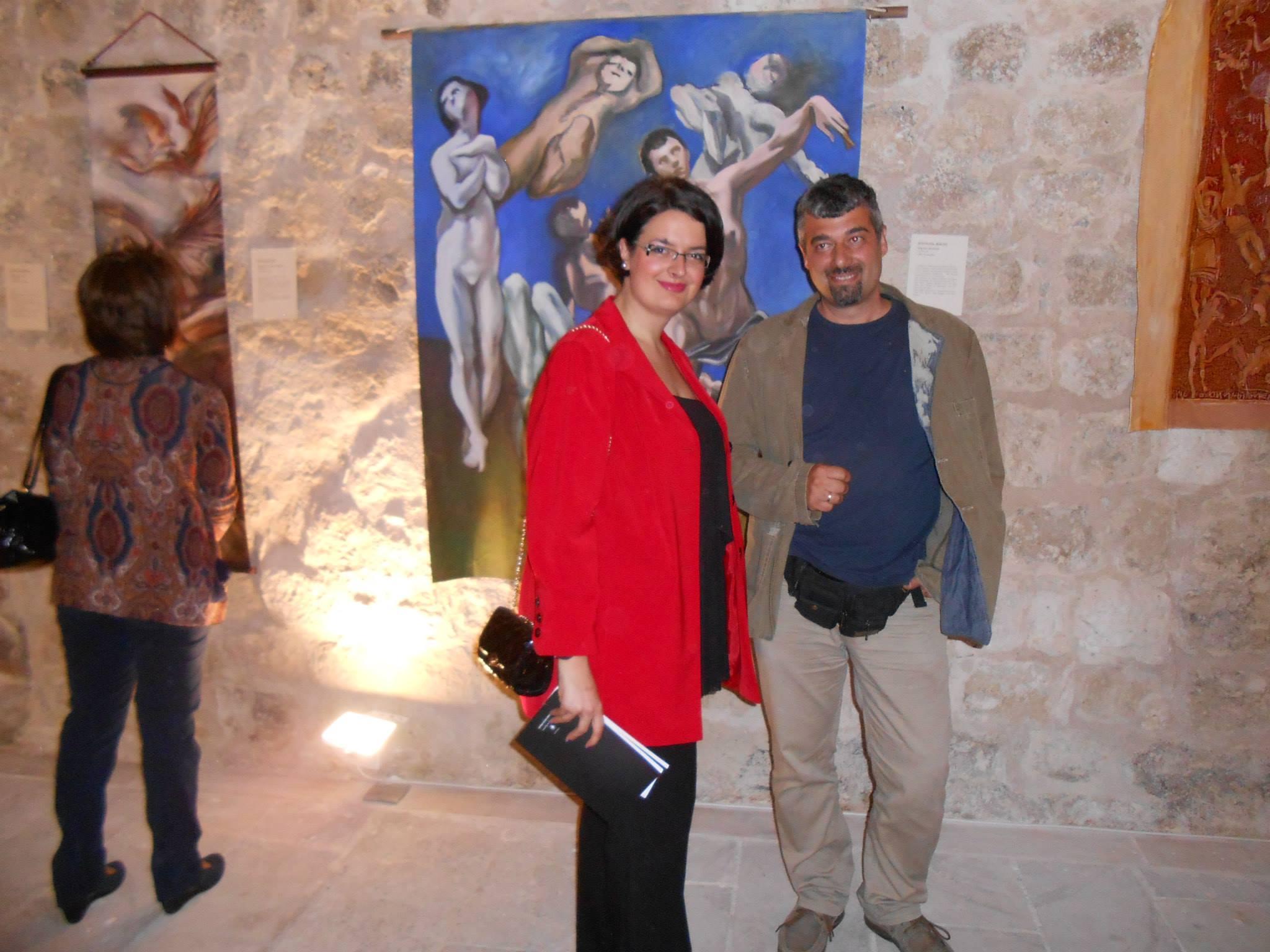 2014, ''Τιμή στον Έλληνα'' Ηράκλειο