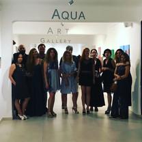 2018,  Aqua Art Gallery,  Santorini