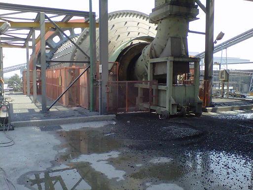 Mill Feed Chutes