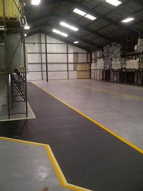 High Wear Floor Areas