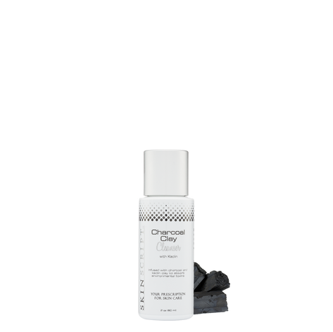 CHARCOAL CLAY CLEANSER