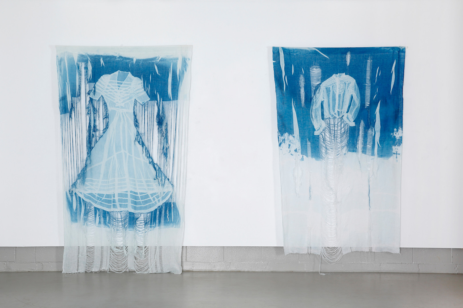 Jane Anderson, Blueprint for a party dress