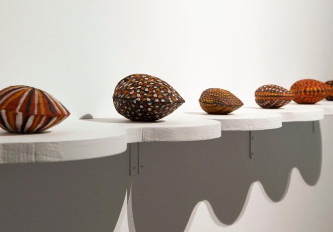 Kaye Brown, Shells, 2015. Photograph_ Fi