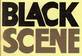 BLACK SCEN LOGO