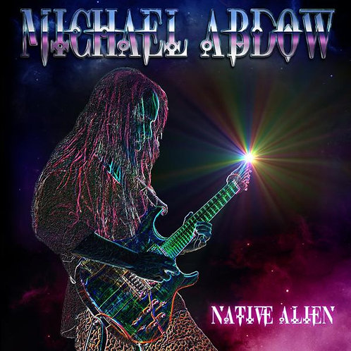 Michael Abdow - Native Alien CD