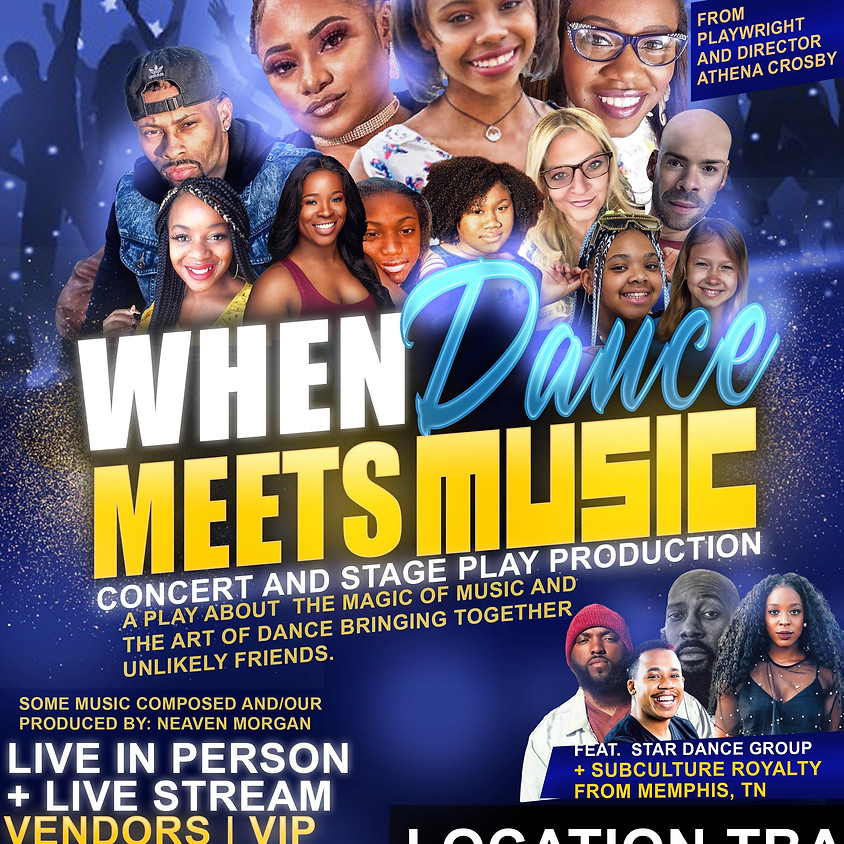 IMPPA - When Dance Meets Music Concert & Production Stage Play