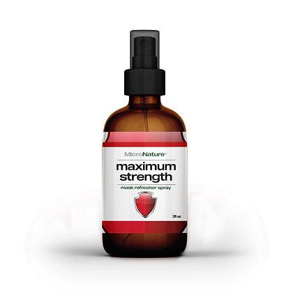 Refresher Mask Spray - Maximum Strength Formula