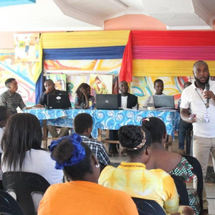 Seminar: Impact of youth Participation in the the development process / what future for tomorrow?