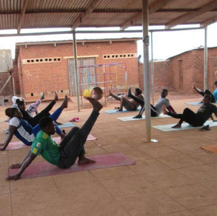 Yoga and Fitnes