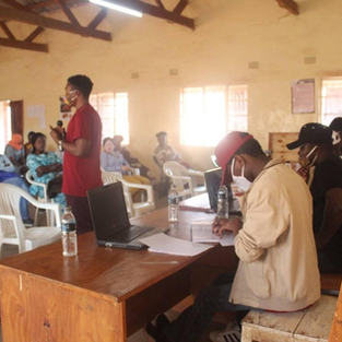 Awareness on Covid-19 in Dzaleka, what a role for youg people