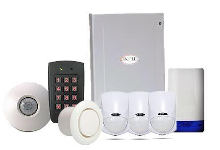 Basic Alarm System