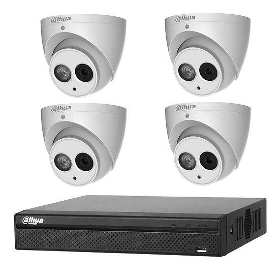 6MP CCTV Kit