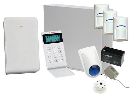 Smart Alarm -Semi Wireless