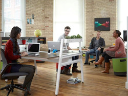 Open Office Environments