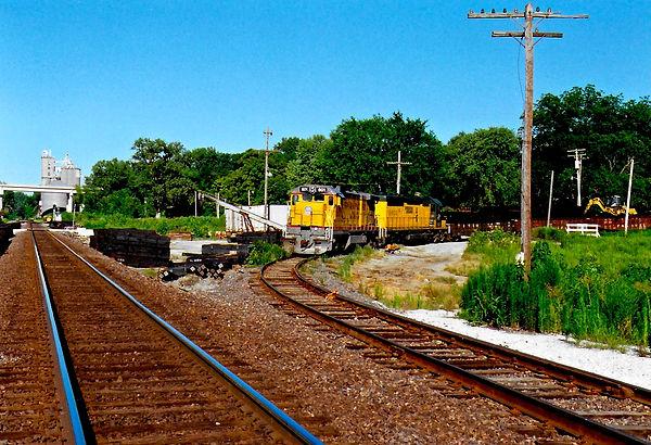 UP Engine # 601 at sper Aug. 1998.jpeg
