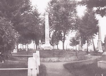 Cemeteries page David Barton Tombstone 2