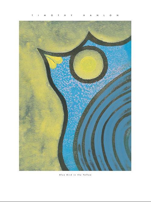 Blue Bird In The Yellow
