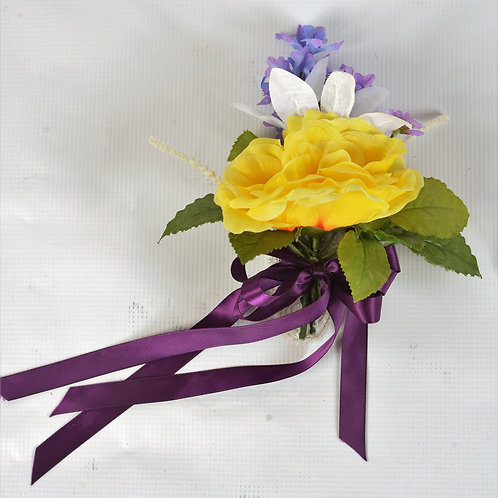 BRIDESMAID WRIST CORSAGE - TROPICAL PARADISE