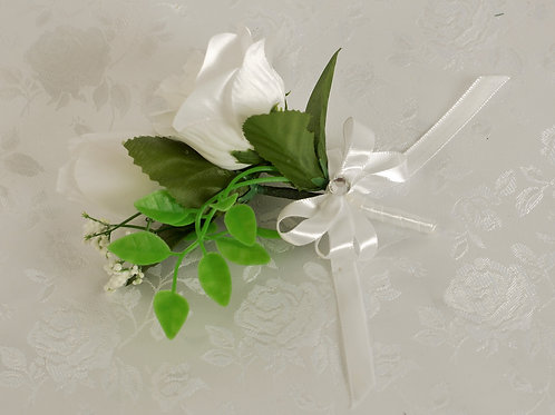 RING BEARER'S BOUTONNIERE - GENERAL THEME