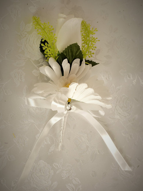 BEST MAN'S BOUTONNIERE - GENERAL THEME