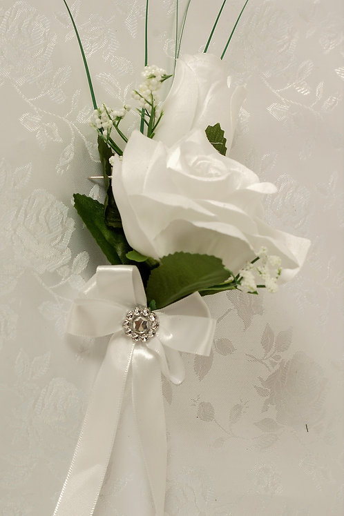 GROOM'S BOUTONNIERE - GENERAL THEME