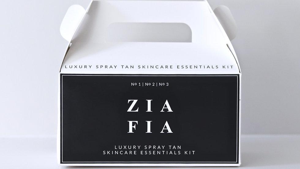 KIT NO 1 | Spray Tan Friendly Skincare Essentials Kit