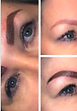 Perm eyebrows