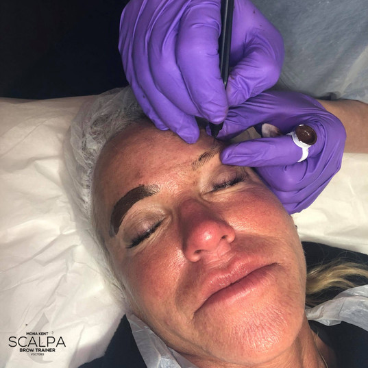 The Face Boutique Scalpabrow Face to Face Microblading Training Course, January 13th & 14th, 2019