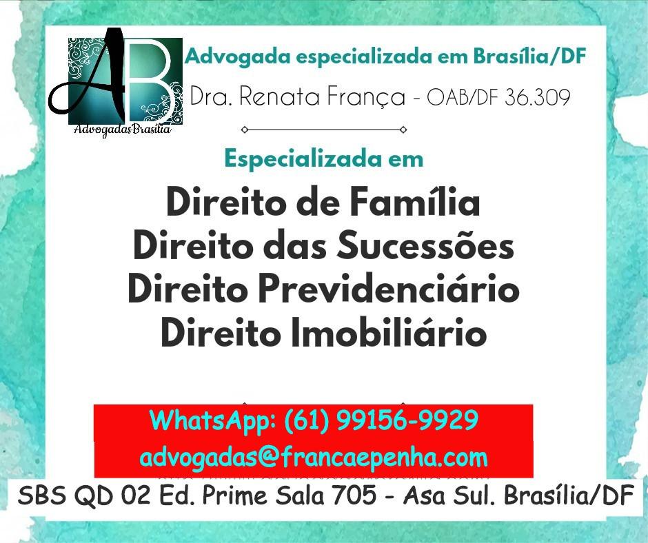 Advogados Brasilia Divorcio Guarda Interdição Incapaz Alimentos