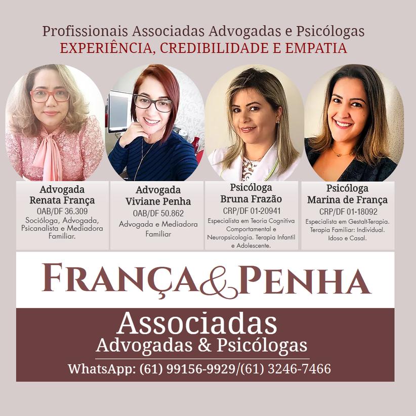Equipe-Franca&Penha-Advogadas-Psicologas