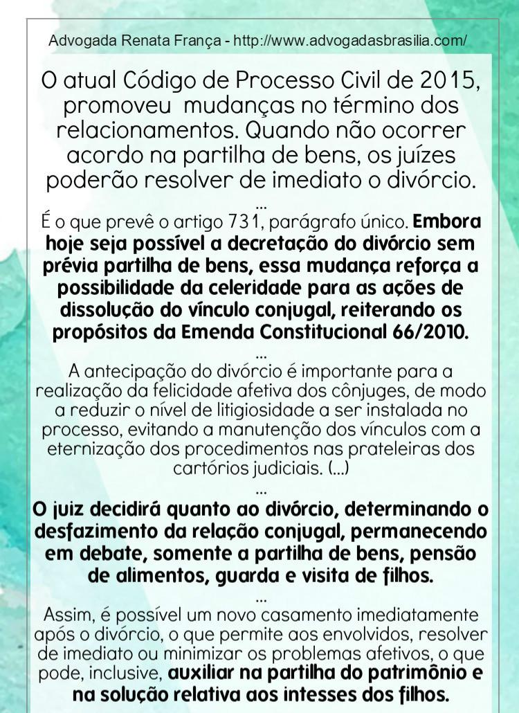 Advogado de divorcio em Brasilia, Advogada Divorcio Litigioso