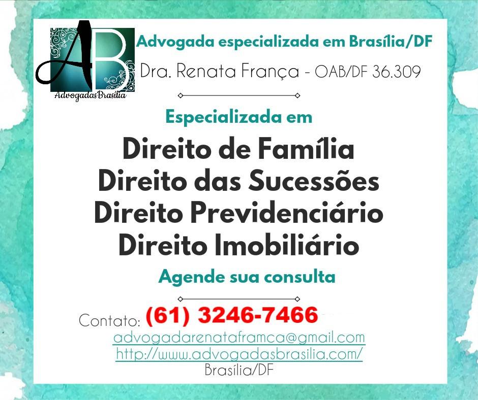 Advogado Direito de Família Brasília