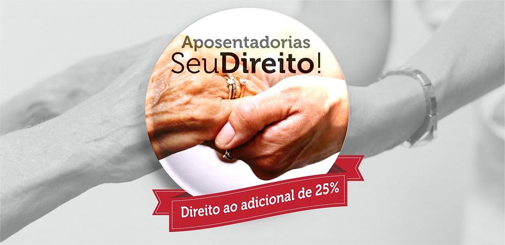 Aposentadoria, Invalidez, Adicional de 25%, INSS, Direito Previdenciário